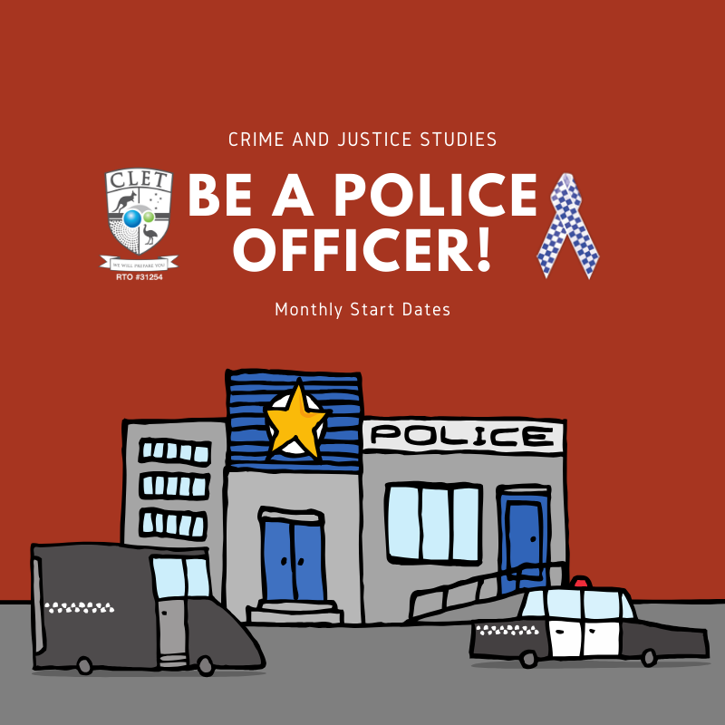 Be a Police Officer